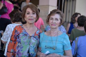 26072016 Marielena y María del Carmen.