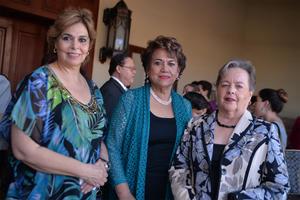 26072016 Geraldina, Norma y Gabriel.