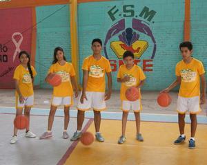 28072016 Rocío Mirely, María Fernanda, Emiliano, Alan Enrique y Sebastian Alejandro.