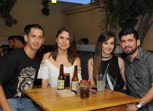 28072016 Sergio, Luisa, Daniela y Ricardo.