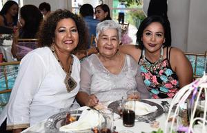 28072016 Chita, Carmen y Talina.