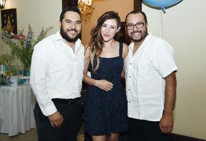 31072016 Rodo, Gaby y Alfredo.
