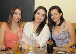 28072016 Gaby, Aracely y Brenda.