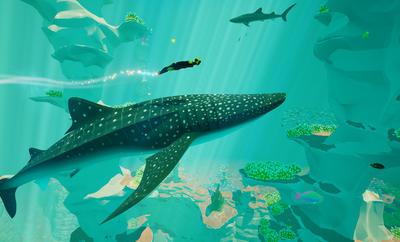 Esta imagen de videojuego publicado por 505 Games muestra una escena de la odisea submarina.