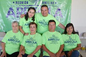 05082016 REUNIóN FAMILIAR.  Rocío, Ever, Raquel, Silvia, Mario y Rosaura.