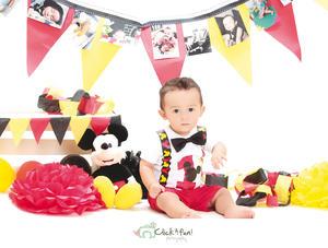 07082016 Noel Hurtado Ochoa, hijo de los señores Eduardo Hurtado López y Brenda Ochoa Martínez. - Click & Fun Fotografía