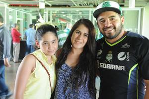 05082016 Ramina, Martha y Humberto.