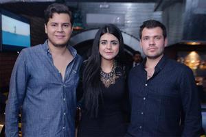 05082016 Alejandro, Luisa e Israel.