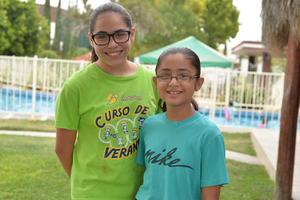 09082016 CONTENTAS.  Mariana y Marifer.