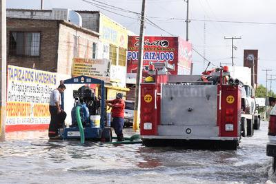 El apoyo de autoridades fue nuevamente requerido ante los daños.