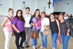 14082016 Alejandra, Rocío, Lizeth y Nuria.