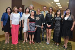 12082016 TOMA DE PROTESTA.  Socios del Club Rotario Torreón Sur.