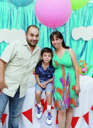 13082016 Héctor, Bruno y Susana.
