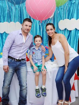 13082016 Ricardo, Ricardo jr. y Liliana.