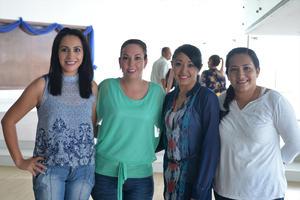 14082016 Azul, Vero, Juanis, Itzel, Brenda, Elizama y Gloria.