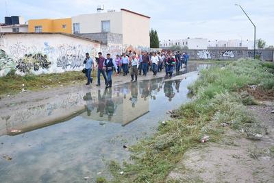 El lunes, Riquelme se reunirá con los representantes empresariales que han manifestado su preocupación porque Torreón cuente con mejor infraestructura de drenajes.