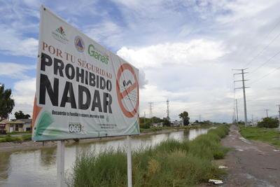 Autoridades de Protección Civil de ambos municipios trabajan para evitar cualquier eventualidad.