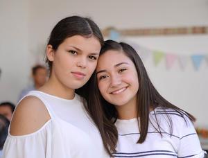 Paulina y Pamela