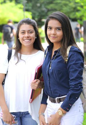 Jessica y Sofía