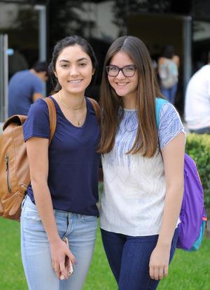 Marian y Susana