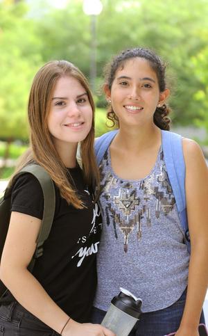 Mariana y Cristina