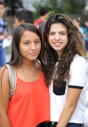 Natalia y Sofía