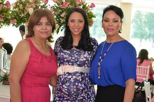 Yolanda, Nydia y Rita