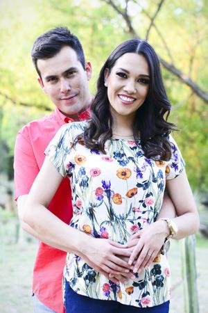 Alejandro y Mónica