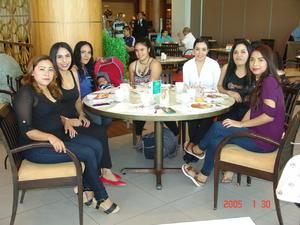 20082016 ENTRE AMIGAS.  Karina, Clarisa, Verónica, Nancy, Silvia, Ninoska y Dalia.