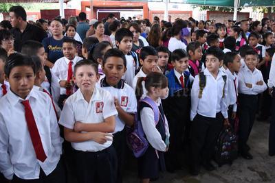 La Secretaría de Educación Pública manejará dos calendarios escolares: uno de 185 días y otro de 200.