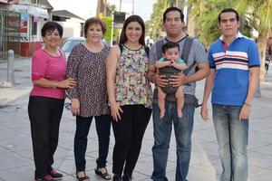 24082016 Magaly, Gabriela, Gabriela, Javier, Joaquín y Miguel.