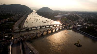 La llegada del río Nazas, además de expectación a los laguneros, trajo consigo una serie de problemas para las ciudades aledañas.