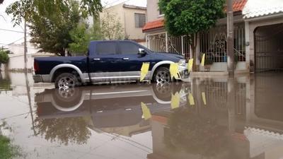 En los últimos cinco años se ha logrado pasar la media histórica anual de 242 milímetros de agua de lluvia, ya que tan solo en el 2014 la captación fue de 408 milímetros y en el 2015 fue de 383 milímetros de agua.
