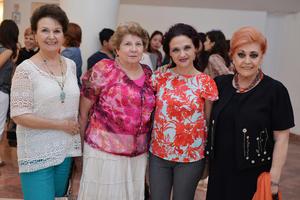 26082016 Diana, Cecy y Sofía.