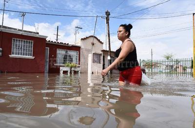 Una vez más, calles, ejidos y colonias de La Laguna se convirtieron en un caos debido a las lluvias que azotaron a la región.