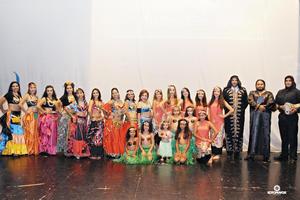 28082016 Los Grupos de Danza del Centro de Arte y Movimiento Yenisey presentando su 11° festival.