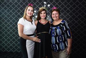 28082016 BABY SHOWER.  Sabrina Delgado de Gómez fue agasajada con una fiesta de canastilla con motivo del nacimiento de su bebé.