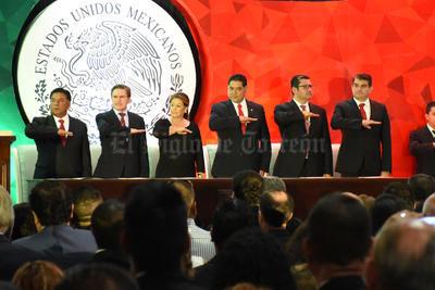 La administración de Herrera será del 2016 al 2019.