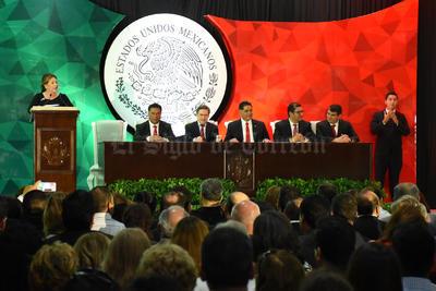Herrera afirmó en su discurso que le devolverá la dignidad a Gómez Palacio.