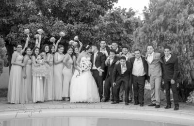 11092016 Lupita y Jimmy. - Benjamín Fotografía.