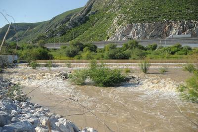 Paisaje inundado.
