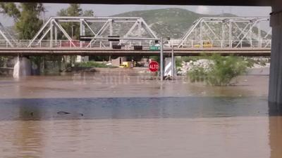 La presencia de mayor volumen de agua se observará en la zona urbana de Torreón pasado el mediodía