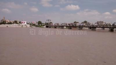 El alcalde de Torreón aseguró que la ciudad está lista para una avenida extraordinaria.