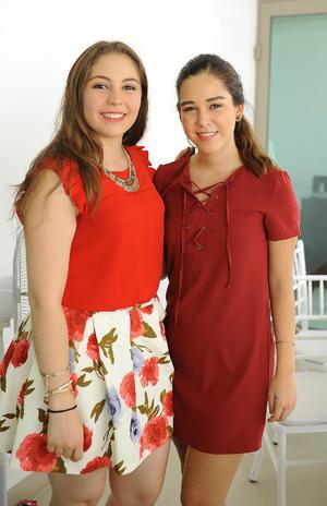 Ana y Vero