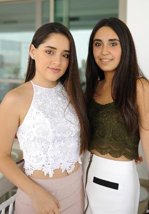 Marcela y Regina