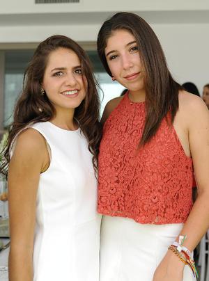 Tania y Valeria