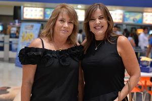 Gabriela y Blanca Sonia
