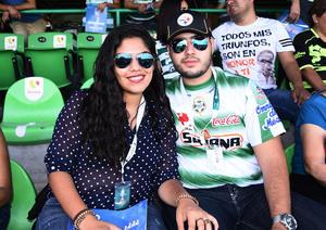 03092016 Vanessa Guzmán y José Vázquez.