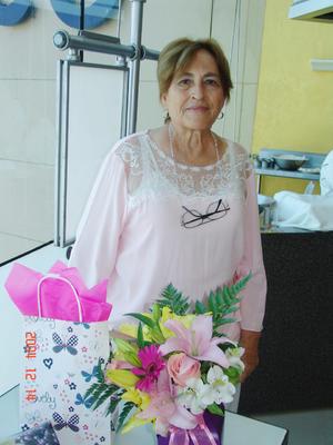03092016 CELEBRA SU CUMPLEAñOS.  María Antonieta.