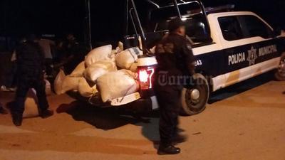 Se registró otro desborde en el margen del río Nazas en el ejido Hormiguero, causando la alarma de la población.
